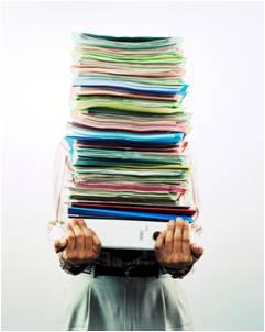 White papers, web copy, case studies, blog